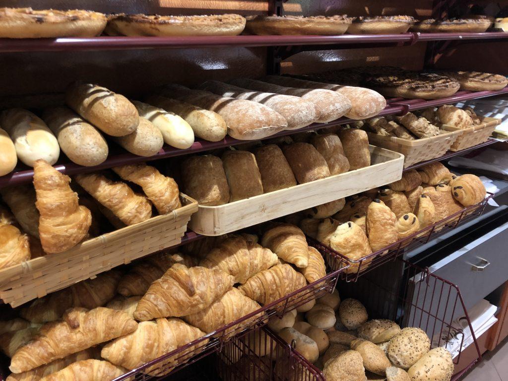 assortiment broodjes