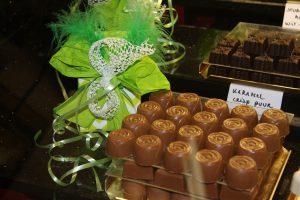 melkchocolade pralines