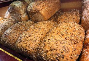Meergranen brood bakkerij damen